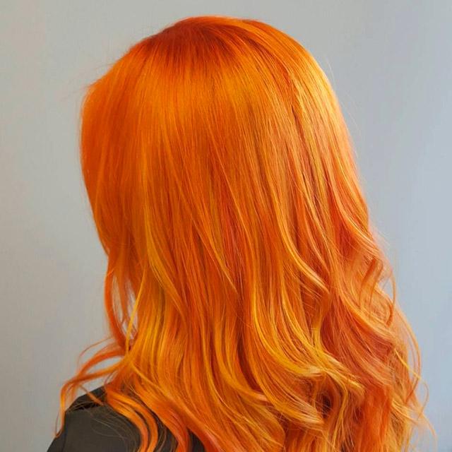картинки краски для волос рыжего цвета экологически чистый